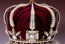 Coroas, Diademas e Tiaras