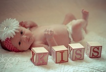 Newborn Picture Ideas / by Elise