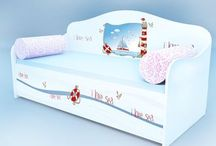 Кроватки диваны