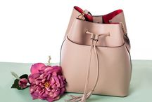 Bucket leatherbags / Leatherbag Made In Italy at www.cameliaroma.com