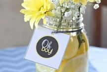 Spring Baby Shower Ideas / by Under the Nile