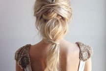 *Bride's Hairstyle* / Pin curated by EMA Giangreco Weddings www.emagiangreco.com