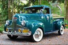 Pickups Panels & Vans (Original) / by Randy Curry