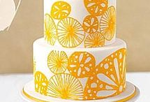 Cakes - Orange / by Sonia Sharma