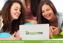noodlechat  products / noodlechat offers an exclusive opportunity for suitable responses & bond building with customers