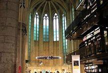 I LOVE | Beautiful bookshops