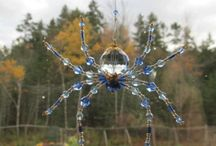 beads spiders