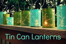 Make it with Tin Cans