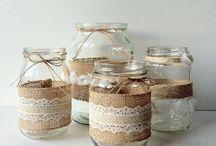 Masson Jar diy