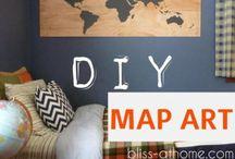 diy maps