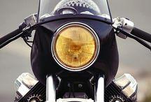Schöne Mopeds