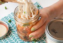 Drink Jars / Inspirations of jars