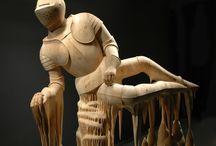 Escultura / Obras esculpidas