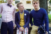 Men's fashion / dapper elegant chic mostly bespoke