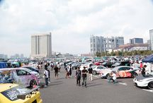 痛Gふぇすた itasha graphics festa / japanese culture itasha dressed up car animation comics games charactor 日本最大の痛車の祭典 痛Gふぇすた