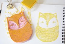 clever art & craft ideas / so many great ideas, so little time....I'll just pin 'em for now.  / by Helga Strauss