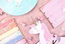 Unicorn Magic / Unicorn Magic board full of our wonderful unicorn products.
