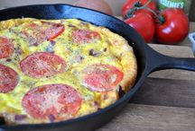 Paleo and Primal Frittata Recipes