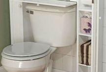 Шкаф для туалетной комнаты
