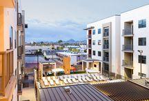 Capital Place - Phoenix, AZ / 11 South 12th St., Phoenix, AZ 85034 (480) 361-7777 • Rent: $949-$2,485 Bedrooms: 0-3 Bathrooms: 1-2