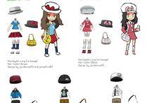 Pokemon Ref. / References for Pokemon related art/fan art/etc