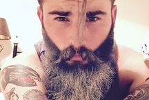 Man Style / Male Hair Cuts, Beards, Hair Color, Male Fashion