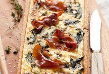 Recipes: Quiche and Tarts