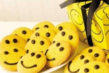 Smiley Smiles and Faces / Don't Frown, SMILE! Smiley faces and smiles can be found everywhere.