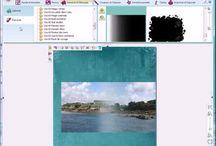STUDIO SCRAP  tutos / VIDEO
