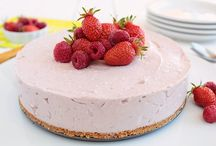 "Dessert ""Cheese cake"" / by martine temperville"