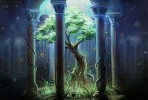 strom zivota