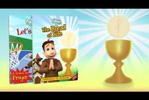 The Bread of Life - Eucharist / Join Brother Francis in this delightfully inspirational and instructive presentation that teaches children all about the Sacrament of the Eucharist!
