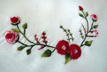 Embroidery / by Sherry Bunch