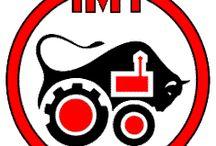 tracteur IMT