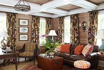 Brown Sugar / The many shades of brown in interiors, furniture, accessories and more.