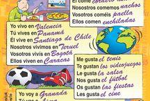 Colegio 2 : affiches pour la classe