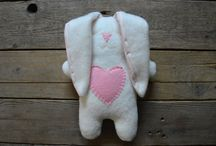 Sewing bunny's