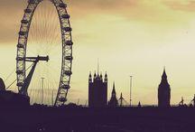 City of Dreams - London / by Hannah