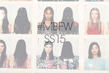 #MBFW SS15 / by Fashion Week