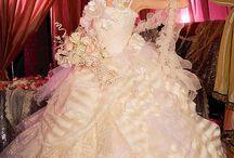 Fail bruiloftfoto. / Lelijke bruiloftsfoto's.