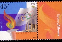 Stamps | Sydney 2000 / Stamps from my personal collection that issued for the Games of the XXVII Olympiad