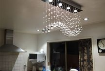 Beautiful lights in Kiwi Homes / Photos from our happy customers.
