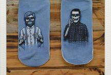 Ponožky CRAZY