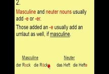 german plural