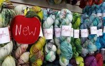 Apple Fiber Studio / Hand dyed yarns inspired by the Pacific Northwest.