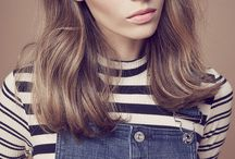 HAIR / Hair styles, cuts and colour inspiration.