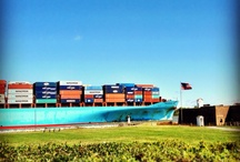 Around the World / by Maersk Line