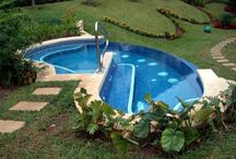 my pool bsck yard