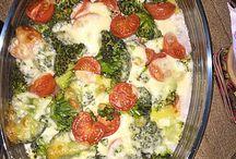 Putenschnitzel mit Brokkoli