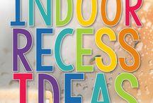 School--indoor recess